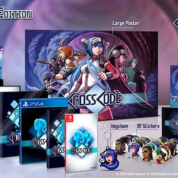 CrossCode Cult-Hit Indie 2D JRPG To Release On PS4 and Switch