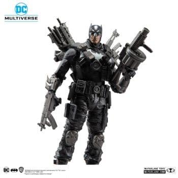 Batman Murder Machine and The Grim Knight Join McFarlane Toys