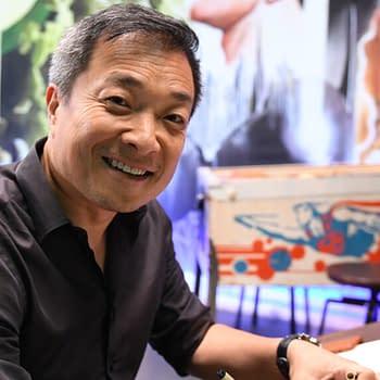 Jim Lee Announces DC Comics Virtual Comic Con The DC FanDome