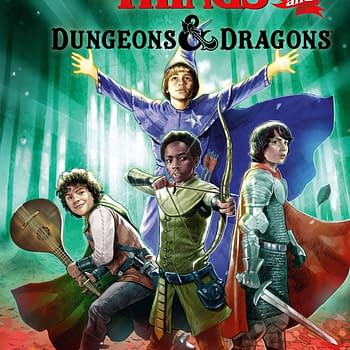 Now We Are Getting a Stranger Things &#038 Dungeons &#038 Dragons Comic