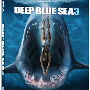 Deep Blue Sea 3 Blu-ray Swims Home On August 25th