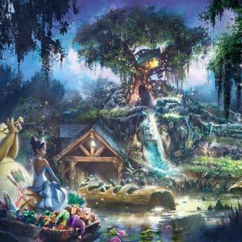 Splash Mountain Switch To Princess & The Frog Theme In Disney Parks