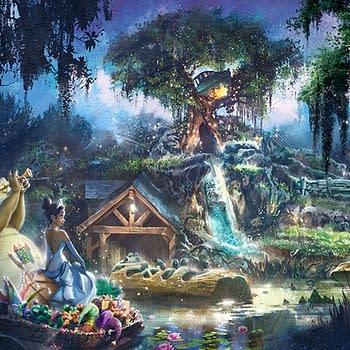 Splash Mountain Switch To Princess &#038 The Frog Theme In Disney Parks