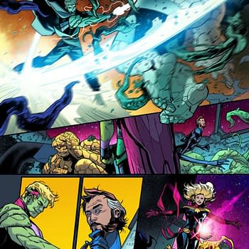 Death, Betrayal and Falling Kings in Empyre #1 Trailer From Marvel.