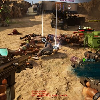 A Dead Island 2 Build Leaked And It Looks Pretty Awesome