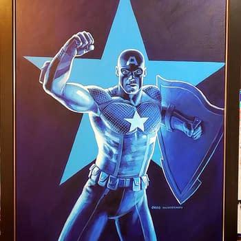 3 For #ComicWritersChallenge From Greg Hildebrandt Walt Simonson David LaFuente