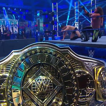 WWE SmackDown Report 6/12/2020 Part 2: And New IC Champion