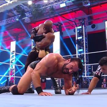 WWE Champion Drew McIntyre Vs Bobby Lashley: WWE Backlash Results