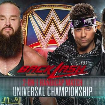 Braun Strowman vs. Miz and Morrison: WWE Backlash Live Report