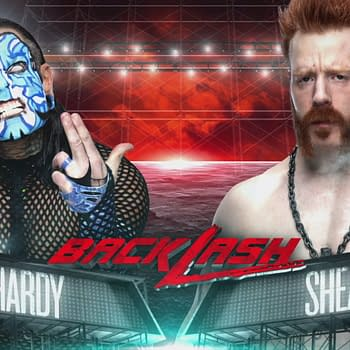Revenge is a Cup Best Served Warm: Jeff Hardy v Sheamus at Backlash
