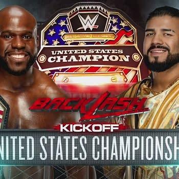 Apollo Crews vs. Andrade: WWE Backlash Live Report