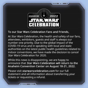 Star Wars Celebration Anaheim Has Officially Been Canceled