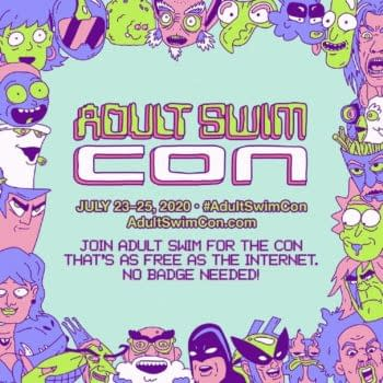 Adult Swim Con takes place this July (Image: Adult Swim)