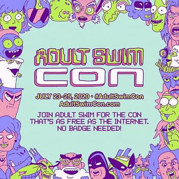 Rick and Morty Robot Chicken Cosplay: Adult Swim Con Set for July