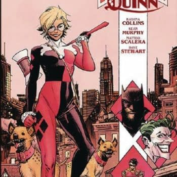Harley Quinn Gets Her Own Batman: White Knight Series in October