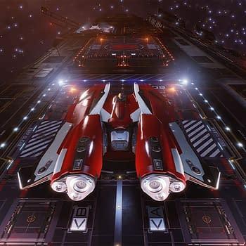 Elite Dangerous Receives The New Fleet Carrier Update