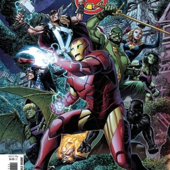 Empyre #0 Avengers Main Cover
