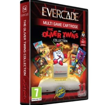 Evercade Announce The Oliver Twins Collection Cartridge