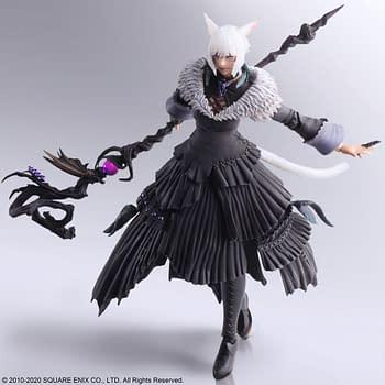 Final Fantasy XIV Yshtola Arrives with New Bring Arts Figure