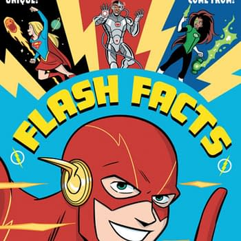 Big Bang Theorys Mayim Bialik Curates DC Science Comic With Flash