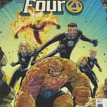 Fantastic Four #10 Walmart Variant Cover
