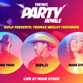 Fortnite's Next Party Royale Will Take Place On June 25