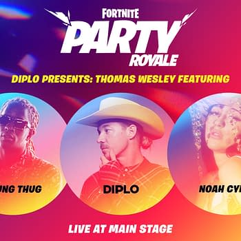 Fortnites Next Party Royale Will Take Place On June 25