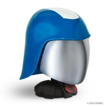 Cobra Commander Reports for Duty With Hasbro G.I. Joe Replica Helmet