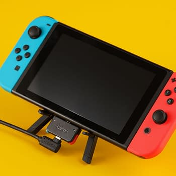 Review: Genki Portable Stand &#038 Bluetooth Adapter For Nintendo Switch