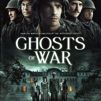 Check Out The Trailer For New World War 2 Film Ghosts Of War