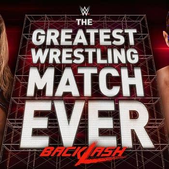 Edge Talks Greatest Wrestling Match Ever at WWE Backlash