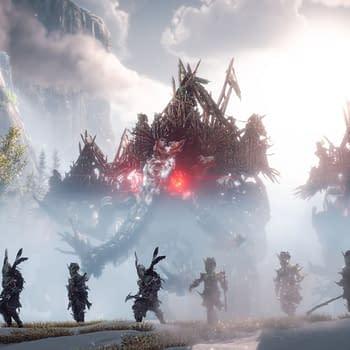 Horizon Forbidden West Gets An Announcement Trailer