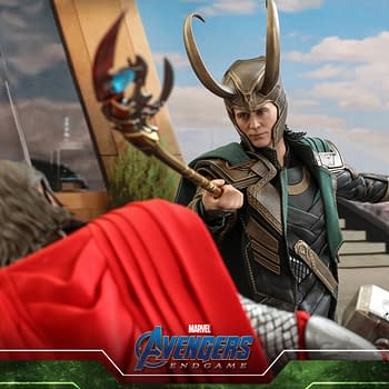 Loki is Back with His Newest Avengers: Endgame Hot Toys Figure