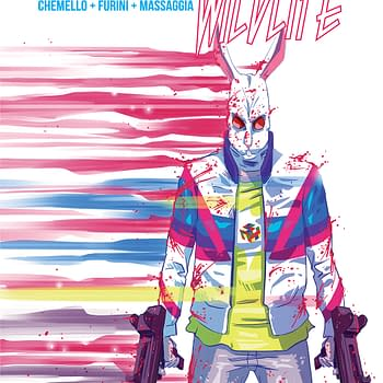 Hotline Miami Comic Launches in Behemoth September 2020 Solicitations