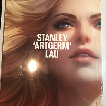 The Artgerm DC Portfolio and Some Brilliant Capitalism