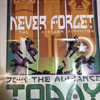 Promotional Posters LCBS Get: Empyre Punchline Joker &#038 Death Metal