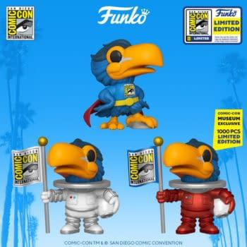 Funko SDCC 2020 Reveals: San Diego Comic Con Toucan