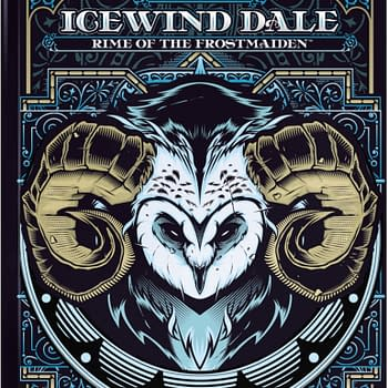 D&#038D Reveals Next Book: Icewind Dale: Rime Of The Frostmaiden