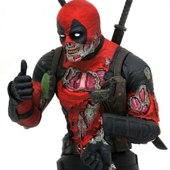 Marvel Zombies Deadpool and Venom Get SDCC 2020 Exclusives
