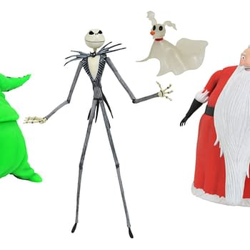 SDCC 2020 Exclusives Include Nightmare Before Christmas and Thanos