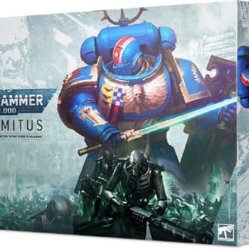 Games Workshop Announces Warhammer 40,000 Indomitus Boxed Set