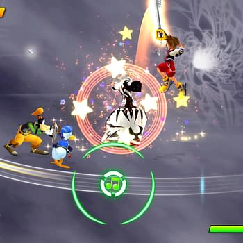 Square Enix Announces Kingdom Hearts: Melody Of Memory