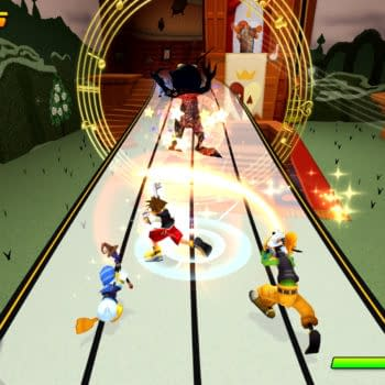 Square Enix Announces Kingdom Hearts: Melody Of Memory