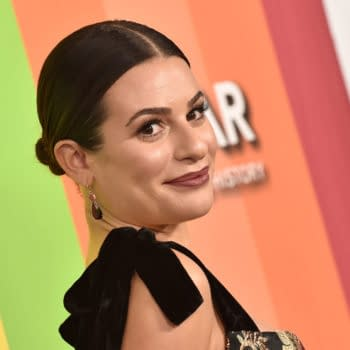 LOS ANGELES - OCT 10: Lea Michele arrives for the 2019 amFAR Gala on October 10, 2019, in Hollywood, CA (Image: DFree / Shutterstock.com).