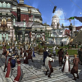The Lord Of The Rings Online Is Throwing A Massive Wedding