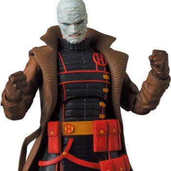 Batman Hush Gets Their Villain With New MAFEX Figure