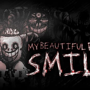 Horror Indie Game My Beautiful Paper Smile Launches Trailer