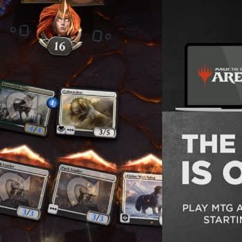 Magic: The Gathering Arena Will Come To Mac Computers June 25th