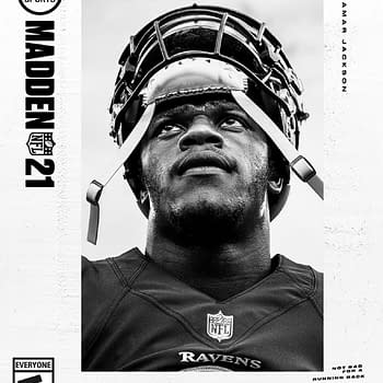 Lamar Jackson Named The Cover Athlete For Madden NFL 21