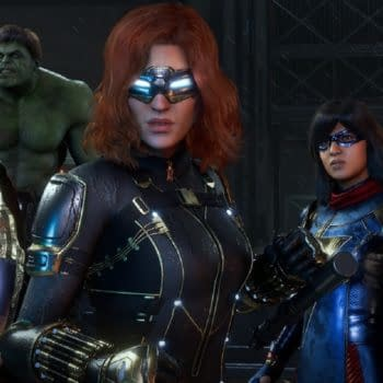 Square Enix Reveals More During Marvel's Avengers War Table
